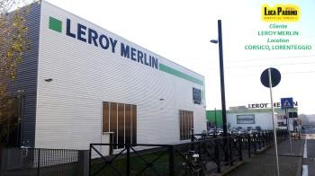 Il nuovo negozio Leroy Merlin di Corsico - Lorenteggio