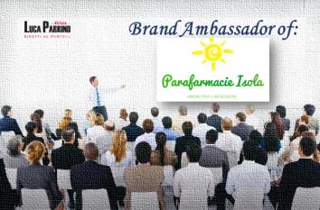 """LPR """"Brand Ambassador"""" di PARAFARMACIA FUMAGALLI"""