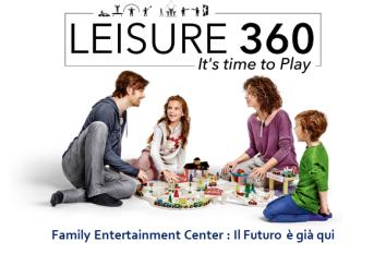 LPR brand ambassador per LEISURE 360